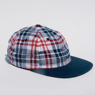 LITE YEAR Madras Plaid Six Panel Cap<img class='new_mark_img2' src='https://img.shop-pro.jp/img/new/icons5.gif' style='border:none;display:inline;margin:0px;padding:0px;width:auto;' />