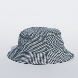 LITE YEAR Gingham Bucket Hat<img class='new_mark_img2' src='https://img.shop-pro.jp/img/new/icons5.gif' style='border:none;display:inline;margin:0px;padding:0px;width:auto;' />