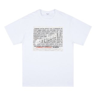 aNYthing Role Call S/S Tee<img class='new_mark_img2' src='https://img.shop-pro.jp/img/new/icons5.gif' style='border:none;display:inline;margin:0px;padding:0px;width:auto;' />