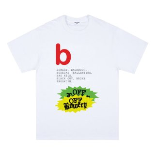 """aNYthing a-z """"b"""" S/S Tee<img class='new_mark_img2' src='https://img.shop-pro.jp/img/new/icons5.gif' style='border:none;display:inline;margin:0px;padding:0px;width:auto;' />"""