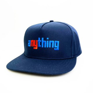 aNYthing Classic Logo Snap Back<img class='new_mark_img2' src='https://img.shop-pro.jp/img/new/icons5.gif' style='border:none;display:inline;margin:0px;padding:0px;width:auto;' />