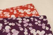 梅/ジャガード織り