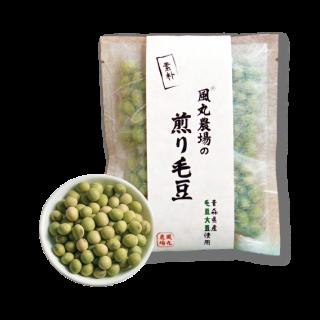 風丸の煎り毛豆 70g