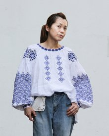 Natalie   Ukraine   Embroidery   Blouse