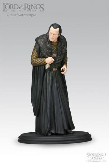 ロードオブザリング グリマスタチュー The Lord of the Rings: Grima Wormtongue Sideshow Weta
