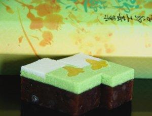 季節工芸菓「野遊び」