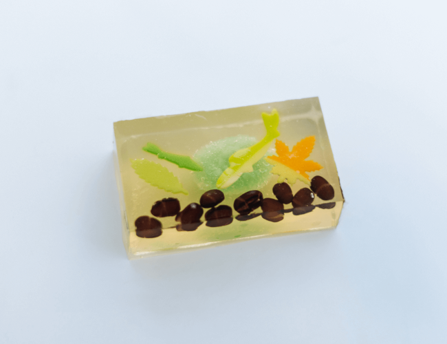 季節工芸菓「清滝の流れ」