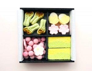 季節お干菓子「京の四季」
