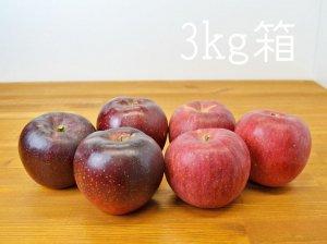 [りんご王国信州産] シナノスイート&秋映りんご 3kg箱