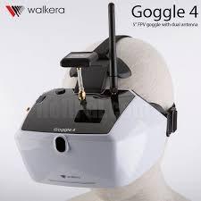 セール特価Walkera Goggle4  5.8G FPV ゴーグル