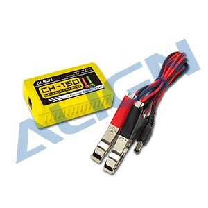 リポバッテリー充電器/HEC15001 CH150 Li-Po Charger(T-REX 150用)