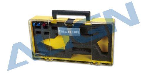 キャリーボックス 黄 /H15Z003XXW150 Carry Box-Yellow(T-REX 150用)