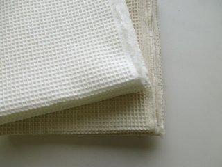 コットンワッフル 108cm巾