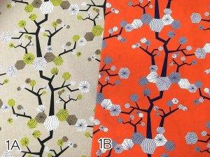綿麻キャンバス tayutou タユトウ tree fabrica uka コットンリネン 巾110cm