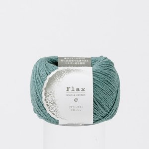 ハマナカ春夏手編み糸 フラックスC
