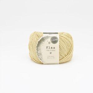 ハマナカ春夏手編み糸 フラックスCラメ
