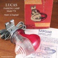 LUCAS L778 PARKING LAMP/ ルーカス パーキングランプ ニアデッド BOX付 BMC純正アクセサリー