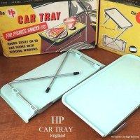 1960's 英国 HP Car Tray/カートレイ 箱入り A・B