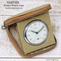1960's  SMITHS Pocket Watch Case Stand/スミス 懐中時計 カバーケース スタンド