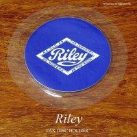 英国製 Riley ライレー タックスディスク ホルダー