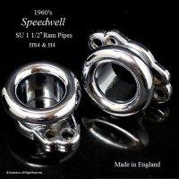 1960's SPEEDWELL ラムパイプ/ファンネル ショート SU 1-1/2