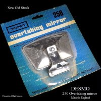 希少!DESMO OVERTAKING MIRROR 250/デスモ オーバーテイキング ミラー デッドストック パッケージ未開封