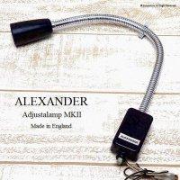 当時物 ALEXANDER/アレキサンダー マップランプ クリップ付