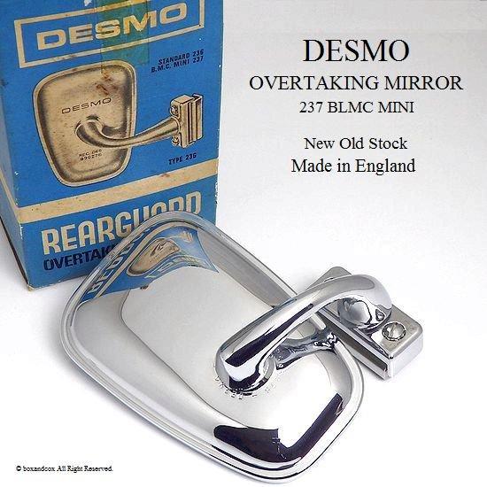 DESMO OVERTAKING MIRROR for MINI/デス...