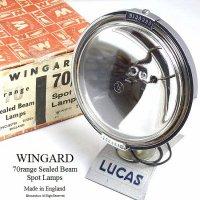 WINGARD Spot Lamp/ウィンガード スポットランプ デッドストック未使用 BOX付