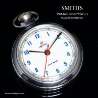 1960's SMITHS/スミス STOP WATCH ストップウォッチ 懐中時計