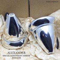 ALEXANDER SPECIAL LIGHTWEIGHT RACINGMIRRIR/アレキサンダー レーシングミラー デッドストック