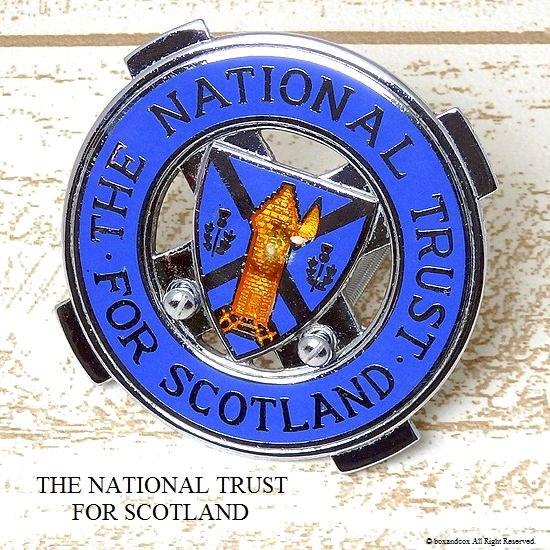 貴重!THE NATIONAL TRUST FOR SCOTLAND...