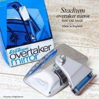 Stadium overtaker mirror/スタジアム オーバーテイカーミラー 汎用 デッドストック 箱付 ミントコンディション