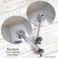 貴重! Raydyot WING MIRROR/レイヨット ウイングミラー デッドストック ミントコンディション