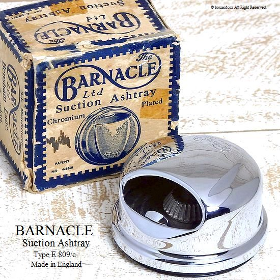 貴重!Barnacle Suction Ashtray/バーナ...