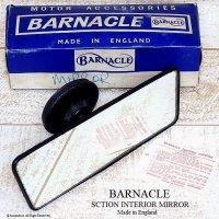 貴重!Barnacle Suction Interior Mirror/バーナクル インテリアミラー デッドストック オリジナルBOX