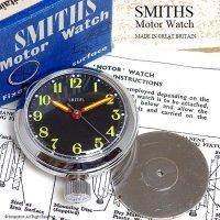 SMITHS/スミス Motor Watch SV マグネット オリジナルBOX・説明書・プレート付属