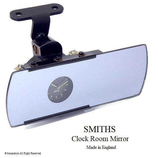 貴重!SMITHS CLOCK  INTERIOR MIRROR/...