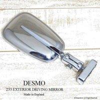 DESMO EXTERIOR DRIVING MIRROR/デスモ クリップオン ドライビング ミラー