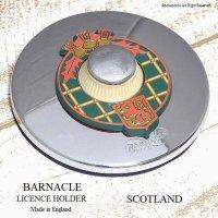 貴重!初期型 BARNACLE/バーナクル タックスディスクホルダー スコットランド