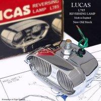 貴重!当時物 LUCAS L785 REVERSING LAMP/ルーカス リバーシングランプ デッドストック 未使用