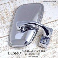 DESMO OVERTAKING MIRROR for MINI/デスモ オーバーテイキングミラー ミニ用 デッドストック未使用
