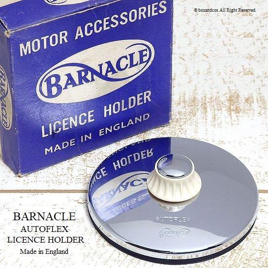 貴重!BARNACLE/バーナクル TAX DISC タ...