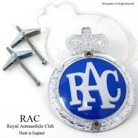 <img class='new_mark_img1' src='//img.shop-pro.jp/img/new/icons13.gif' style='border:none;display:inline;margin:0px;padding:0px;width:auto;' />1960's RAC-Royal Automobile Club- グリルバッジ デッドストック未使用 パッケージ