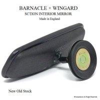 BARNACLE×WINGARD Suction Interior Mirror/バーナクル ウィンガード インテリアミラー デッドストック