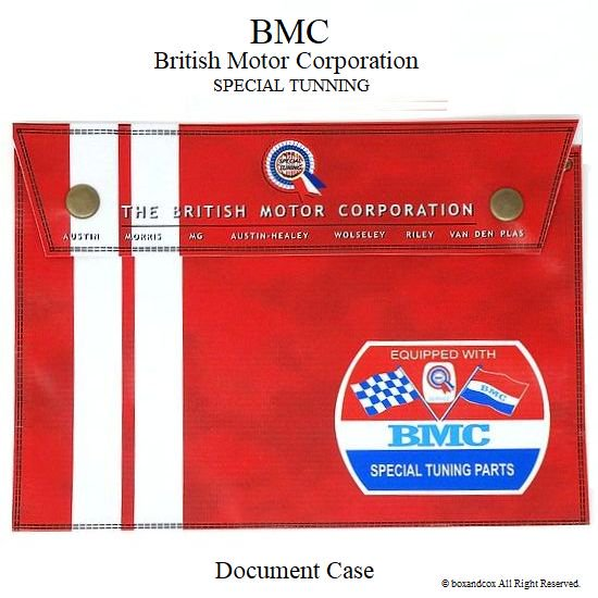 BMC SPECIAL TUNING Document Case/BMC...