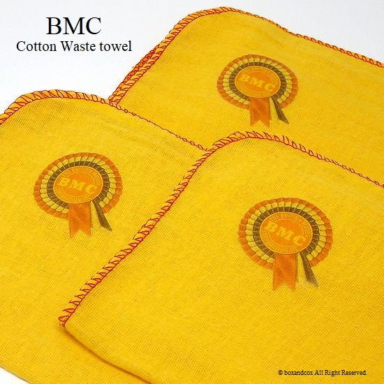 BMC Cotton Waste towel/BMC ウエスタオル