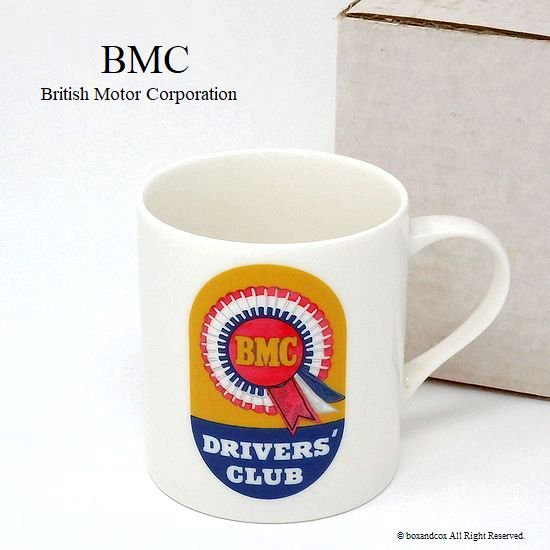 BMC DRIVERS' CLUB  MUG/BMC マグカップ