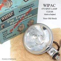 <img class='new_mark_img1' src='//img.shop-pro.jp/img/new/icons13.gif' style='border:none;display:inline;margin:0px;padding:0px;width:auto;' />1960's WIPAC 470 SPOT LAMP/ワイパック 470 スポットランプ デッドストック 箱入り