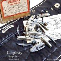 貴重!英国 Kingsbury GRILL MUFF RANGE ROVER/キングスバリー クラシック レンジローバー グリルマフ デッドストック